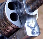 Smith and Wesson Trailboss .44 - detail